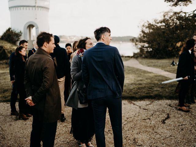 Le mariage de Christian et Margaux à Locquirec, Finistère 114