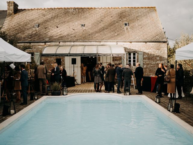 Le mariage de Christian et Margaux à Locquirec, Finistère 118