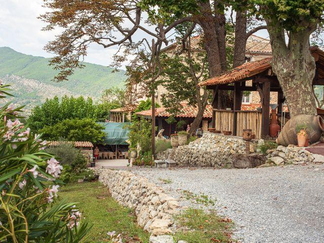 Le mariage de Kevin et Audrey à Entrevaux, Alpes-de-Haute-Provence 1