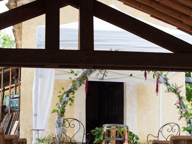 Le mariage de Kevin et Audrey à Entrevaux, Alpes-de-Haute-Provence 8
