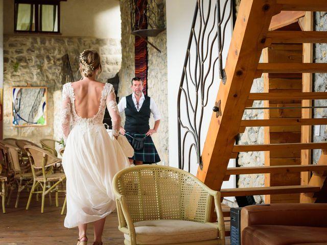 Le mariage de Kevin et Audrey à Entrevaux, Alpes-de-Haute-Provence 18