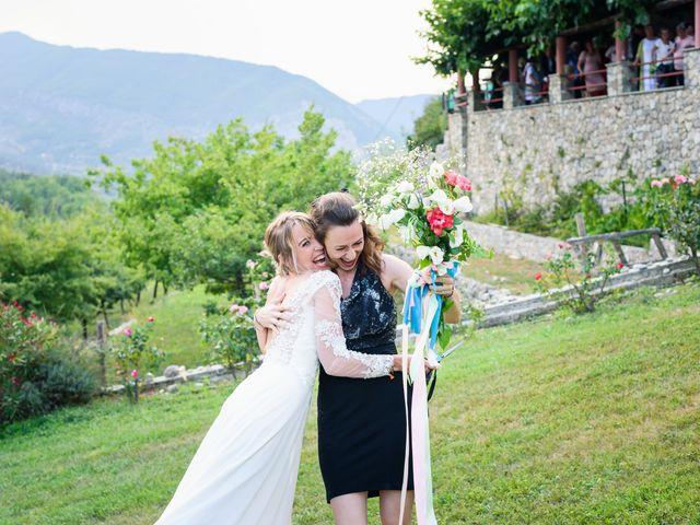 Le mariage de Kevin et Audrey à Entrevaux, Alpes-de-Haute-Provence 25