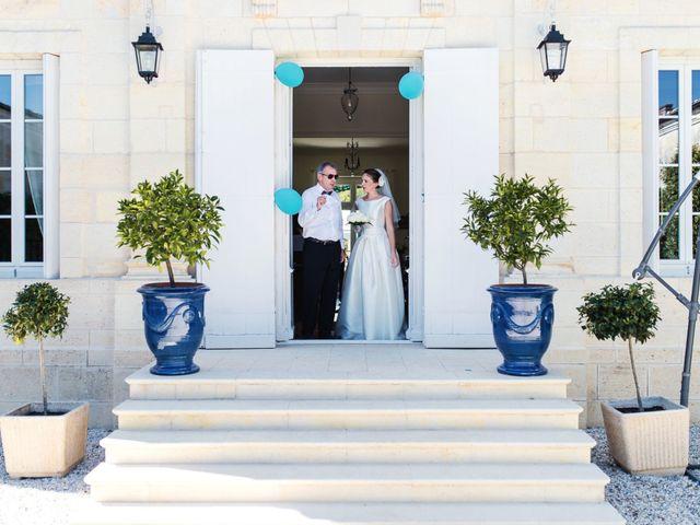 Le mariage de François et Coline à Bordeaux, Gironde 41