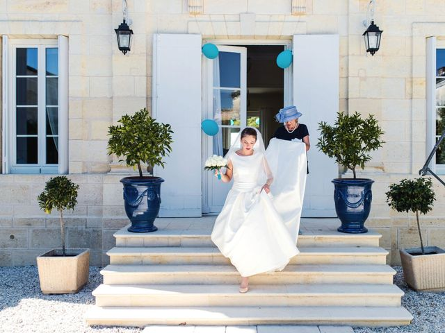 Le mariage de François et Coline à Bordeaux, Gironde 43