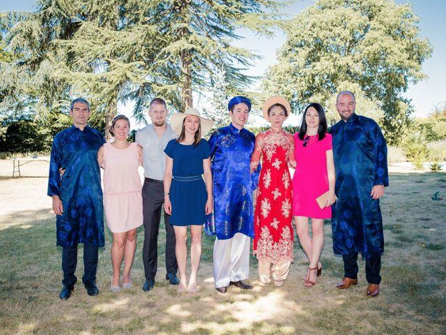 Le mariage de François et Coline à Bordeaux, Gironde 59