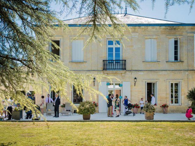Le mariage de François et Coline à Bordeaux, Gironde 61