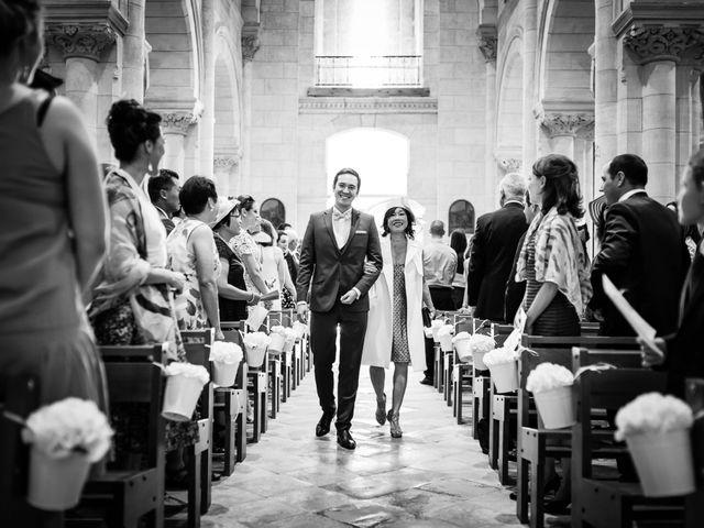Le mariage de François et Coline à Bordeaux, Gironde 66