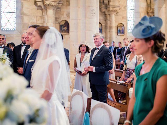 Le mariage de François et Coline à Bordeaux, Gironde 74