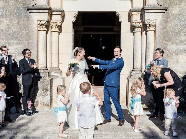 Le mariage de François et Coline à Bordeaux, Gironde 81