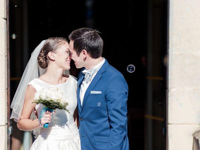 Le mariage de François et Coline à Bordeaux, Gironde 82
