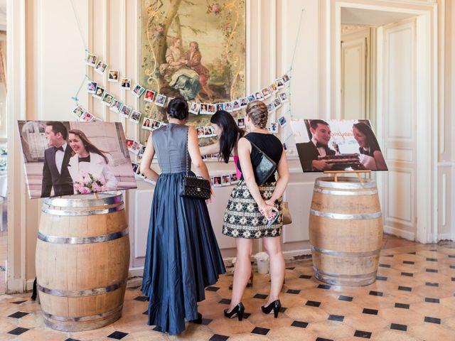 Le mariage de François et Coline à Bordeaux, Gironde 92