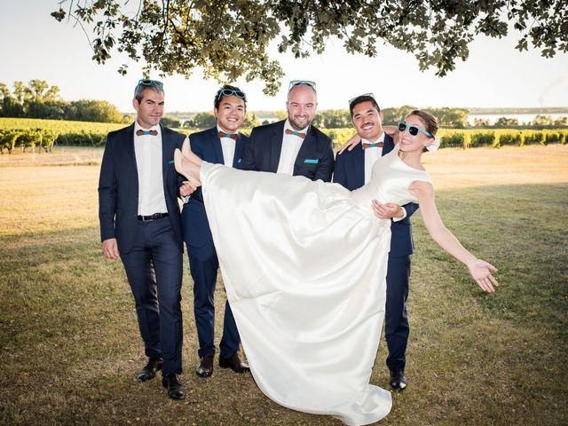 Le mariage de François et Coline à Bordeaux, Gironde 147