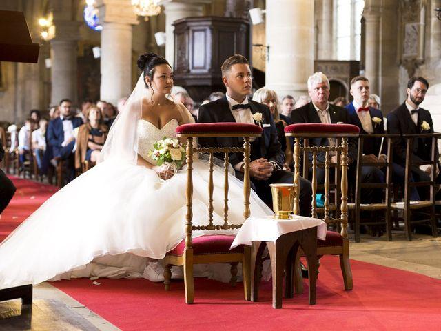 Le mariage de Léa et Aurélien à Luzarches, Val-d'Oise 17