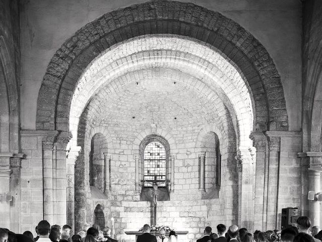 Le mariage de Léa et Aurélien à Luzarches, Val-d'Oise 18