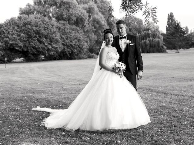 Le mariage de Léa et Aurélien à Luzarches, Val-d'Oise 27