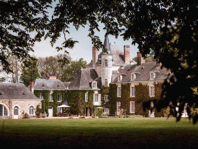 Le mariage de Dorian et Laurianne à La Jaille-Yvon, Maine et Loire 2