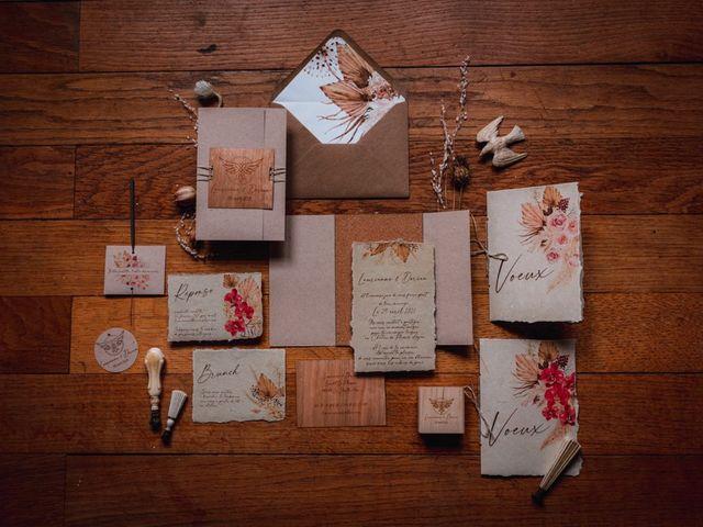 Le mariage de Dorian et Laurianne à La Jaille-Yvon, Maine et Loire 6