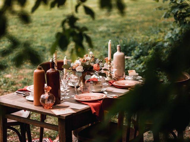 Le mariage de Dorian et Laurianne à La Jaille-Yvon, Maine et Loire 13