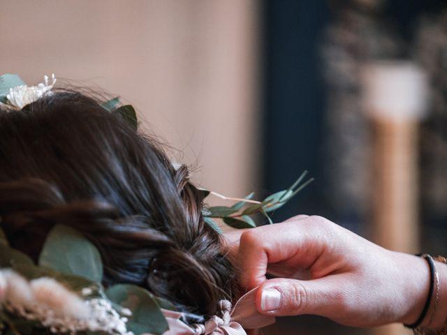 Le mariage de Dorian et Laurianne à La Jaille-Yvon, Maine et Loire 45