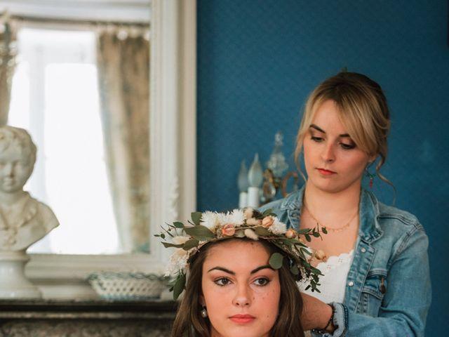 Le mariage de Dorian et Laurianne à La Jaille-Yvon, Maine et Loire 57