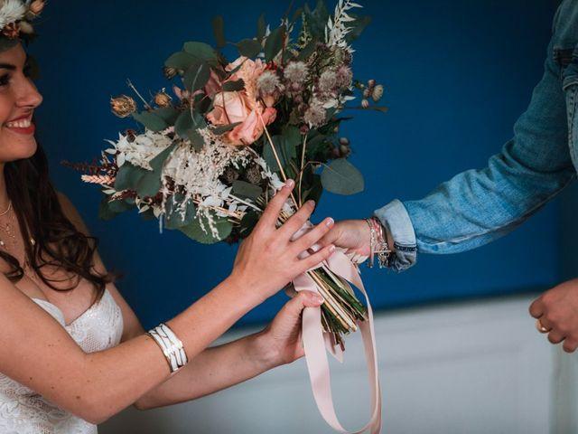 Le mariage de Dorian et Laurianne à La Jaille-Yvon, Maine et Loire 59