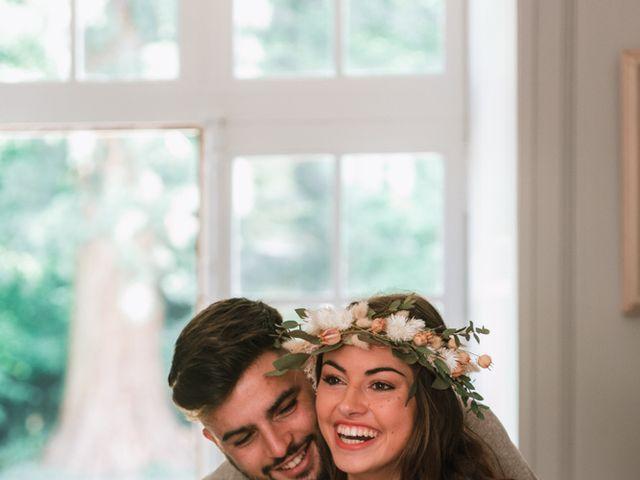 Le mariage de Dorian et Laurianne à La Jaille-Yvon, Maine et Loire 1