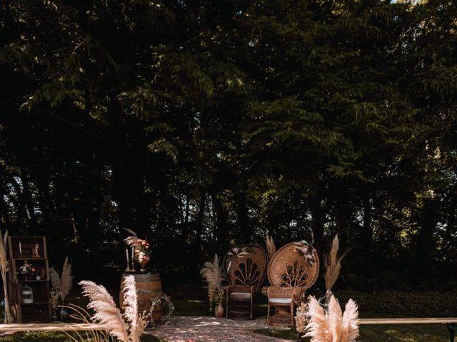 Le mariage de Dorian et Laurianne à La Jaille-Yvon, Maine et Loire 64