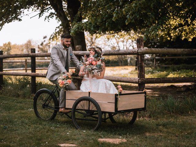 Le mariage de Dorian et Laurianne à La Jaille-Yvon, Maine et Loire 66