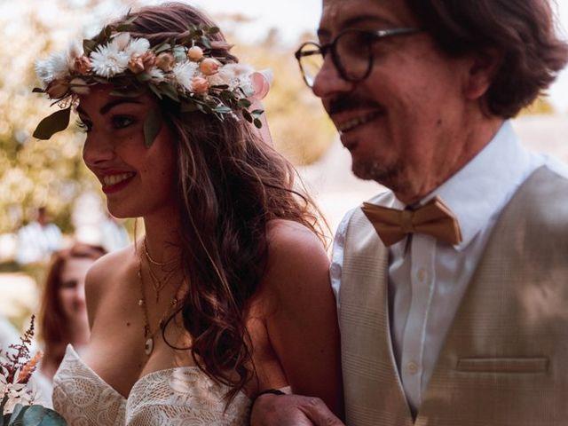 Le mariage de Dorian et Laurianne à La Jaille-Yvon, Maine et Loire 69
