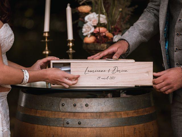 Le mariage de Dorian et Laurianne à La Jaille-Yvon, Maine et Loire 73