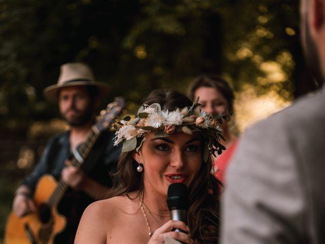 Le mariage de Dorian et Laurianne à La Jaille-Yvon, Maine et Loire 75
