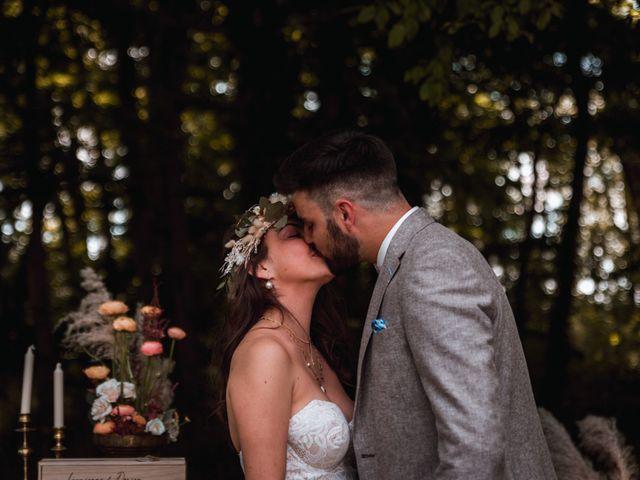 Le mariage de Dorian et Laurianne à La Jaille-Yvon, Maine et Loire 77