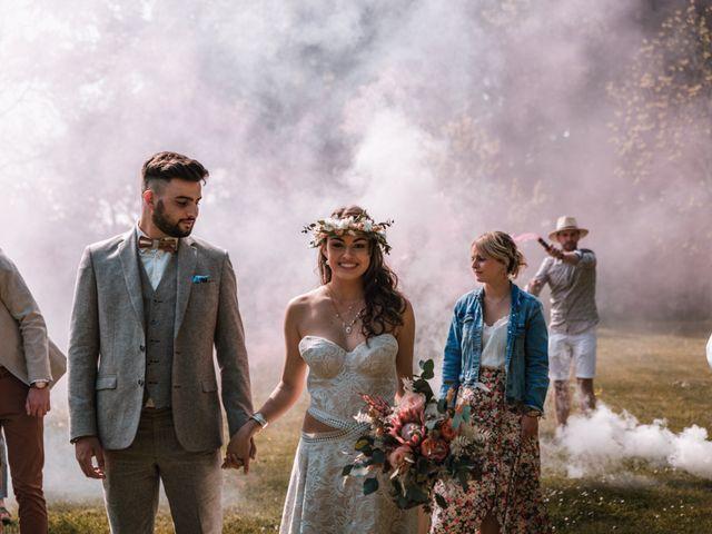 Le mariage de Laurianne et Dorian