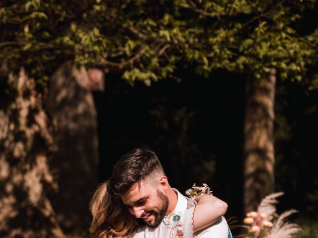 Le mariage de Dorian et Laurianne à La Jaille-Yvon, Maine et Loire 88