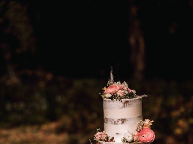Le mariage de Dorian et Laurianne à La Jaille-Yvon, Maine et Loire 92