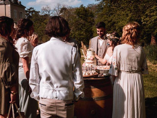 Le mariage de Dorian et Laurianne à La Jaille-Yvon, Maine et Loire 95
