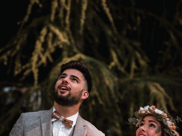 Le mariage de Dorian et Laurianne à La Jaille-Yvon, Maine et Loire 99