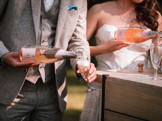 Le mariage de Dorian et Laurianne à La Jaille-Yvon, Maine et Loire 100