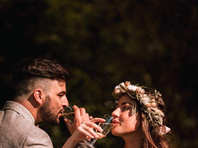Le mariage de Dorian et Laurianne à La Jaille-Yvon, Maine et Loire 102