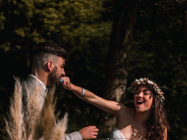 Le mariage de Dorian et Laurianne à La Jaille-Yvon, Maine et Loire 108