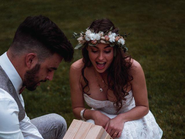Le mariage de Dorian et Laurianne à La Jaille-Yvon, Maine et Loire 114