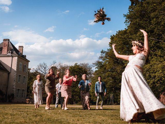 Le mariage de Dorian et Laurianne à La Jaille-Yvon, Maine et Loire 119
