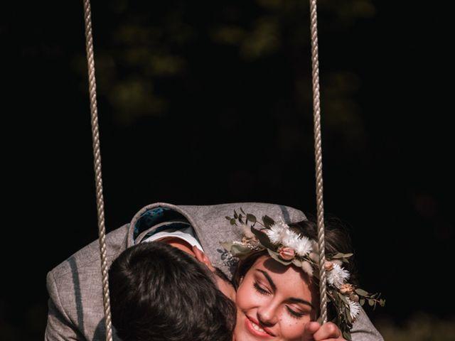 Le mariage de Dorian et Laurianne à La Jaille-Yvon, Maine et Loire 120