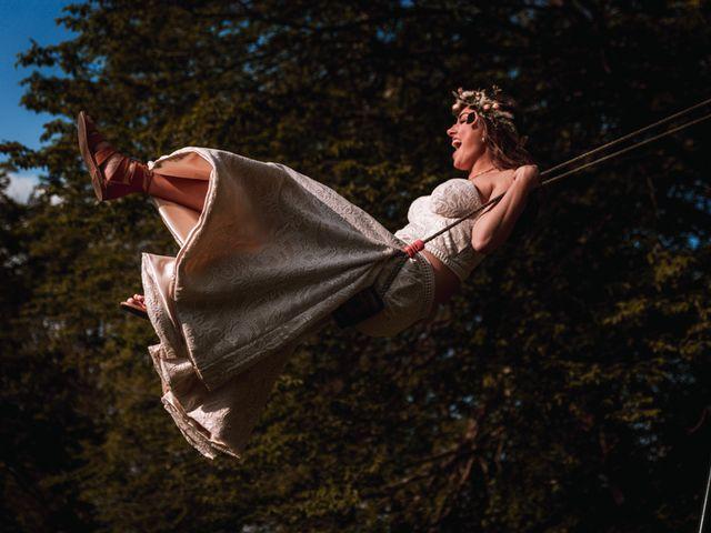 Le mariage de Dorian et Laurianne à La Jaille-Yvon, Maine et Loire 121