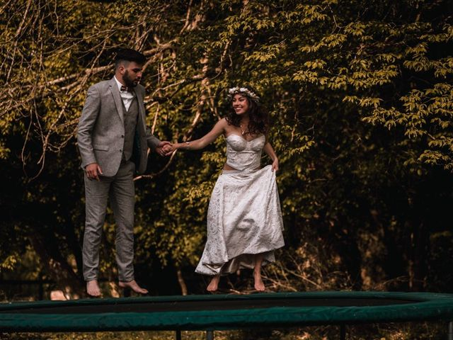 Le mariage de Dorian et Laurianne à La Jaille-Yvon, Maine et Loire 122