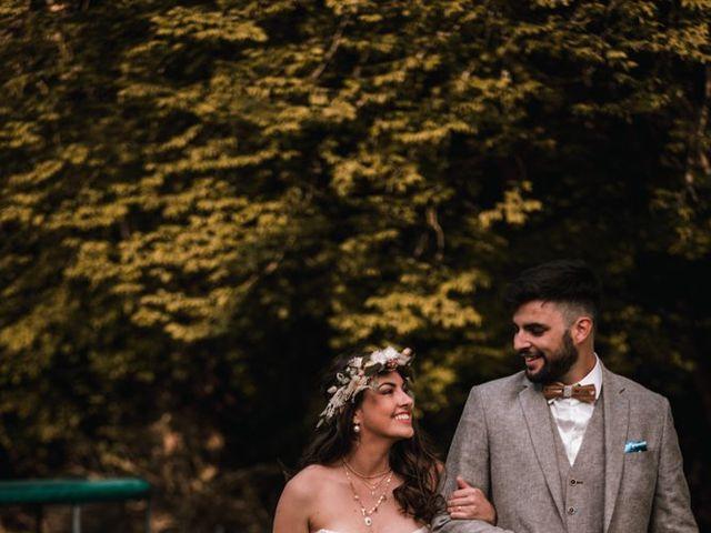 Le mariage de Dorian et Laurianne à La Jaille-Yvon, Maine et Loire 124