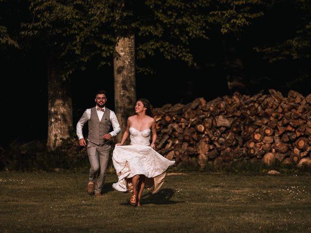 Le mariage de Dorian et Laurianne à La Jaille-Yvon, Maine et Loire 137