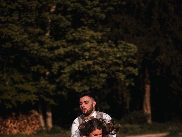 Le mariage de Dorian et Laurianne à La Jaille-Yvon, Maine et Loire 138