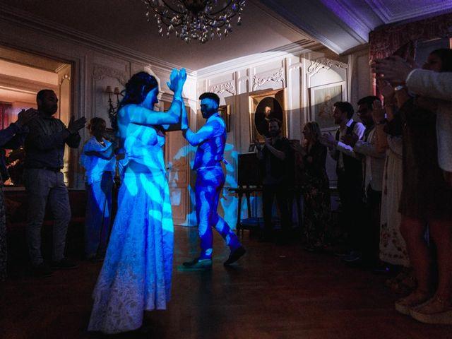 Le mariage de Dorian et Laurianne à La Jaille-Yvon, Maine et Loire 140