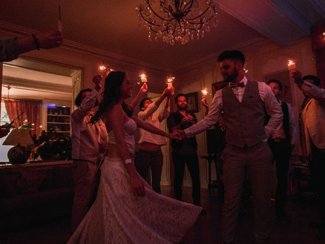 Le mariage de Dorian et Laurianne à La Jaille-Yvon, Maine et Loire 141